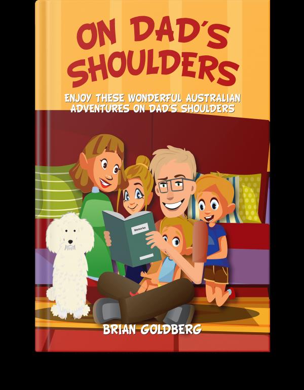 On Dad's Shoulders